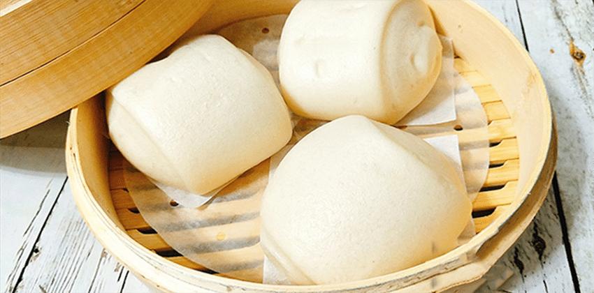 cách làm bánh bao chay chiên 4