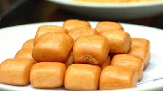 cách làm bánh bao chiên giòn 2
