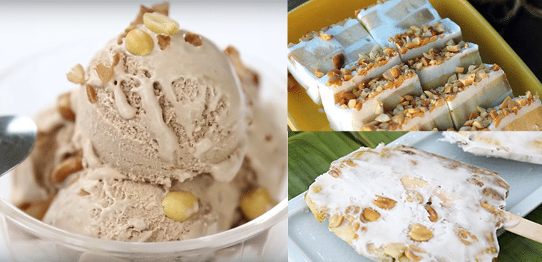 Nhiều bạn chưa biết cách làm kem từ bột nếp đơn giản như thế