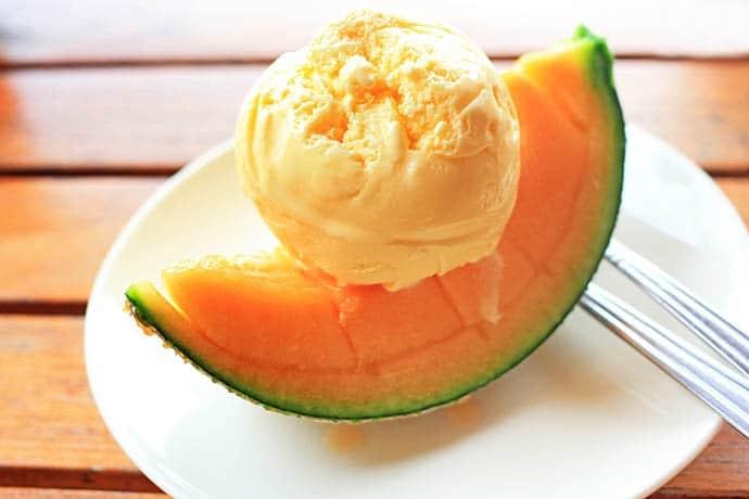 Hướng dẫn cách làm kem dưa gang thơm ngon mát dịu