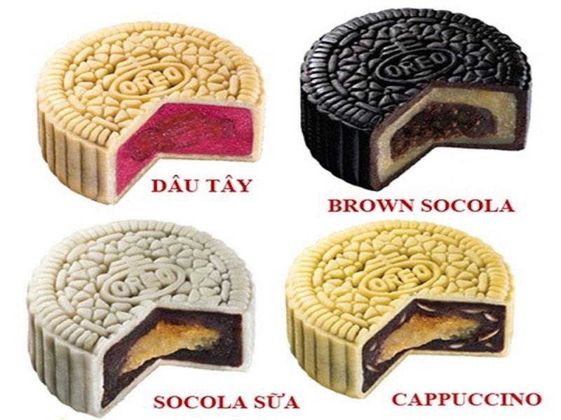 Bánh trung thu Oreo Mooncake