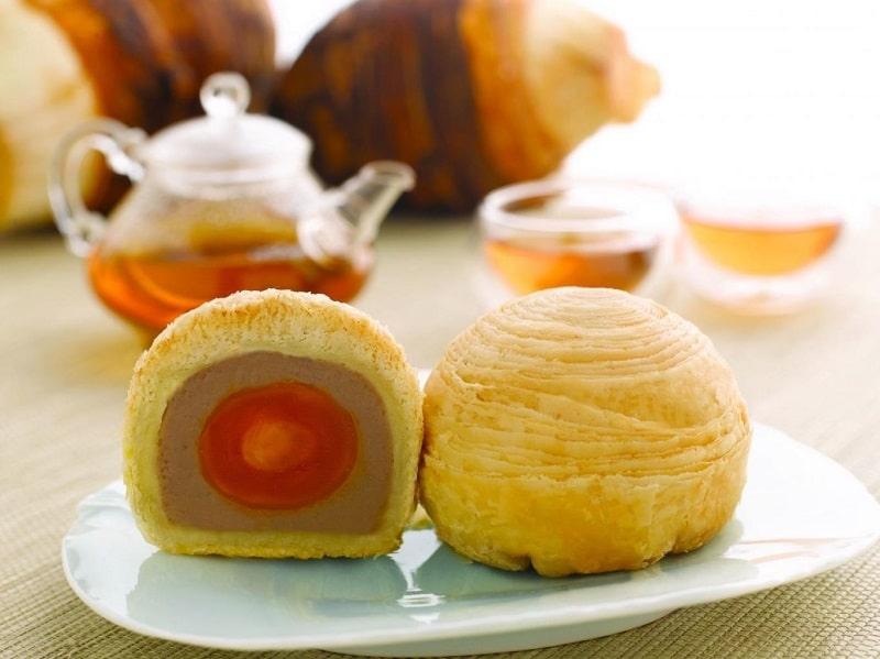Bánh Trung thu ngàn lớp Đài Loan