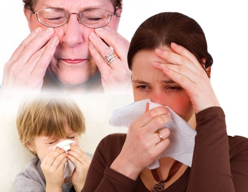 mẹo chữa cảm lạnh