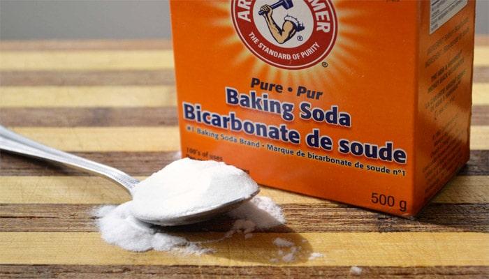 mẹo hay từ baking soda